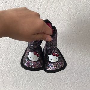 9-12 months Hello Kitty shoes